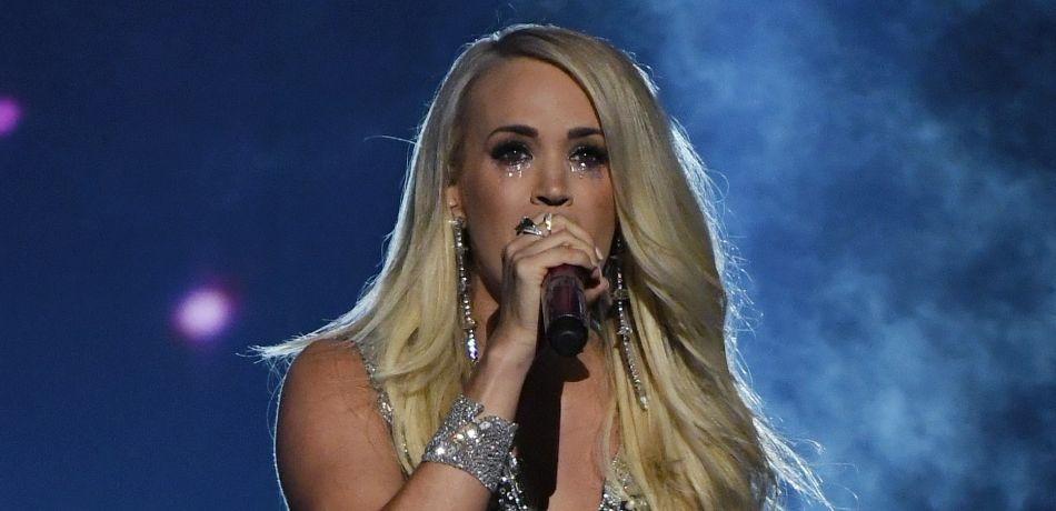 Carrie Underwood spoke about her face scars on 'Today' after her fall