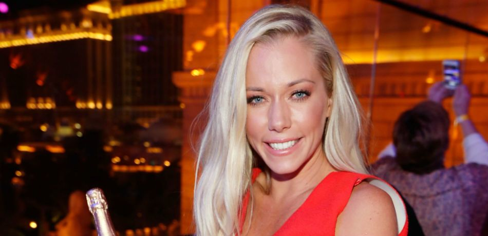 Kendra Wilkinson celebrated the premiere of her show.