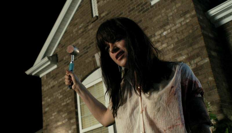 Selma Blair in the 2017 horror movies Mom and Dad.