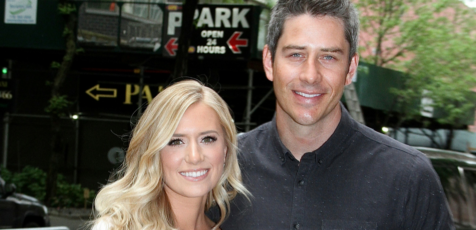 The Bachelor's arie luyendyk jr and lauren burnham are going to the Indy 500 together