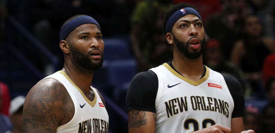 NBA Rumors: Anthony Davis Helped Usher DeMarcus Cousins Out Of Pelicans, Says New Orleans Sports Anchor