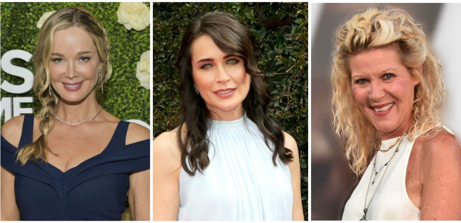 Jennifer Gareis, Rena Sofer, and Alley Mills of the 'Bold and the Beautiful.'