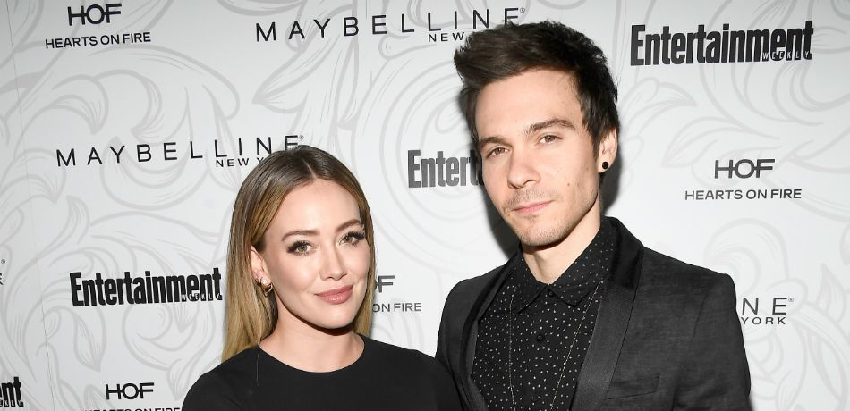 Hilary Duff Flaunts Post-Baby Figure During Shopping Trip With Luca