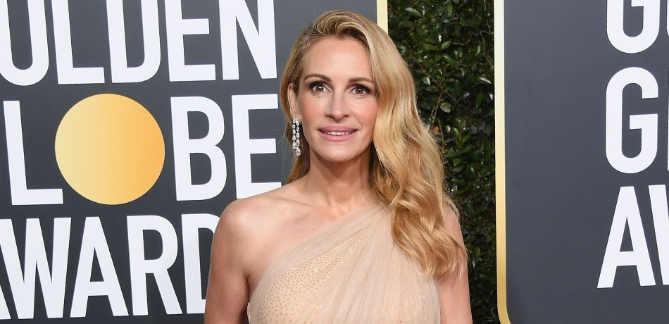 Julia Roberts attends the 76th Annual Golden Globe Awards at The Beverly Hilton Hotel on January 6, 2019 in Beverly Hills, California.