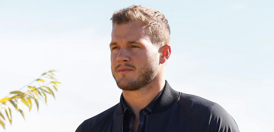 Colton Underwood films 'The Bachelor' in Colorado