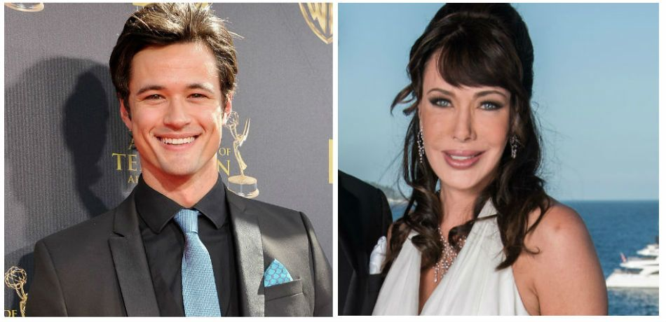 Matthew Atkinson attends the Daytime Emmys, Hunter Tylo attends a red carpet event in Monaco.