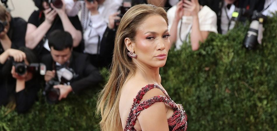 Jennifer Lopez attends the 'China: Through The Looking Glass' Costume Institute Benefit Gala