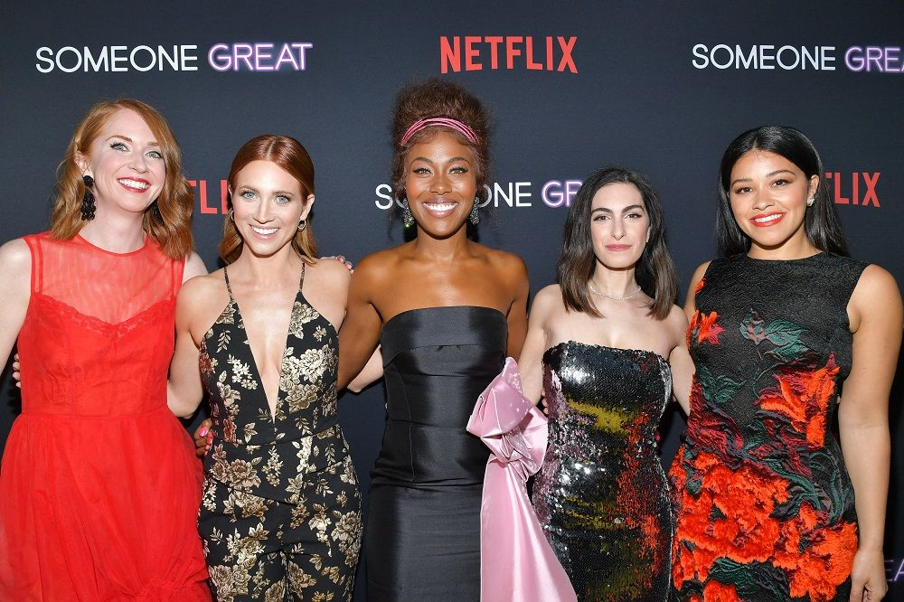 """A special Netflix screening takes place for """"Someone Great"""", 2019"""
