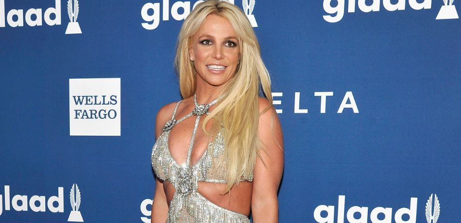Britney Spears celebrates achievements in LGBTQ community at the 29th Annual GLAAD Media Awards Los Angeles