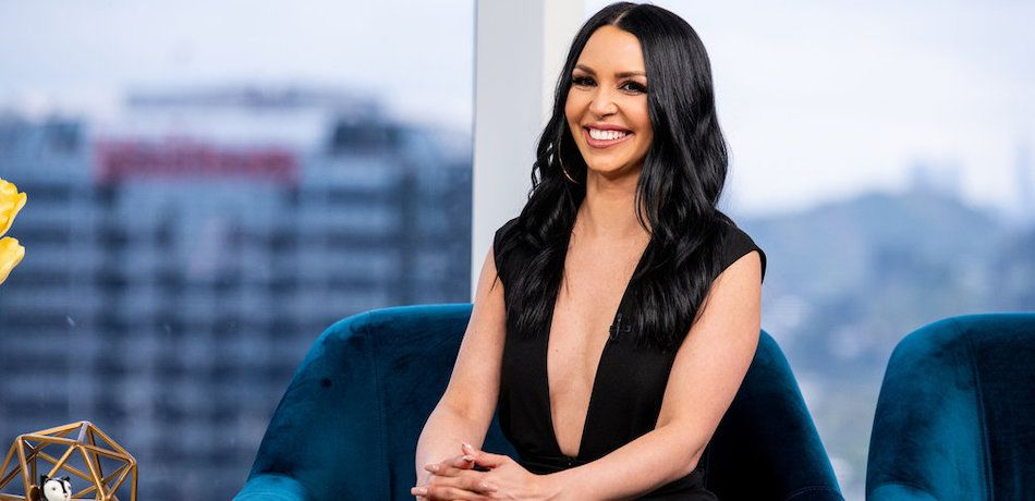 Scheana Marie appears on 'The Daily Pop.'