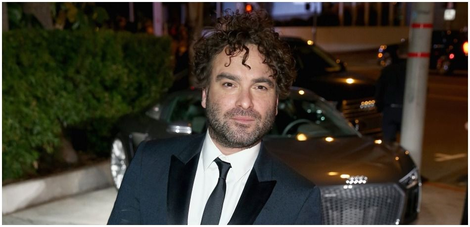 Johnny Galecki attends The Weinstein Company & Netflix's SAG 2017 After Party