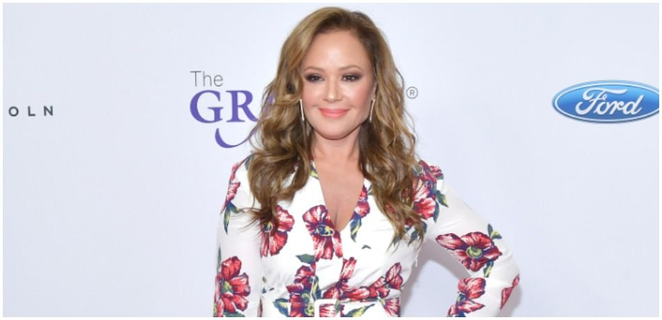 Leah Remini attends the 44th Annual Gracies Awards, hosted by The Alliance for Women in Media Foundation at the Beverly Wilshire Four Seasons Hotel on May 21, 2019 in Beverly Hills, California.