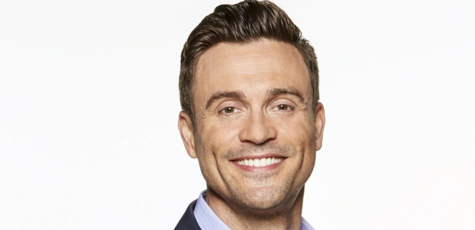 Daniel Goddard plays Cane Ashby on 'The Young and the Restless.'