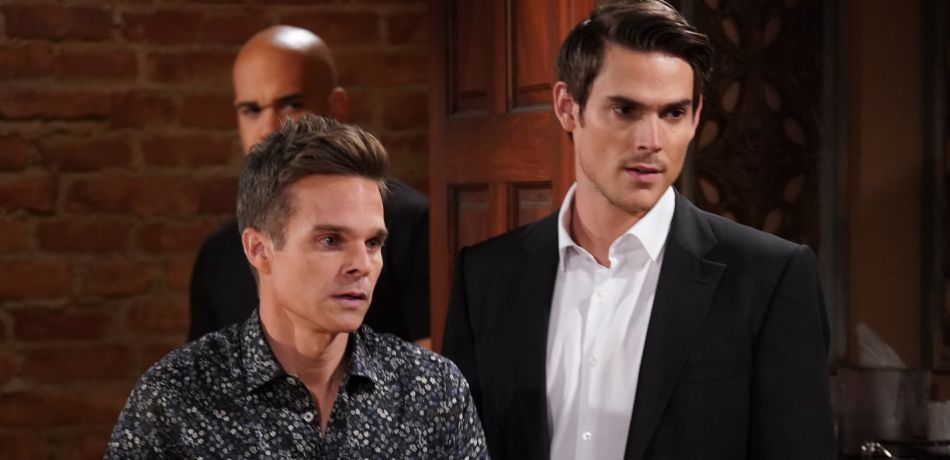 Kevin Fisher (Greg Rikaart) makes a shocking discovery on the CBS series THE YOUNG AND THE RESTLESS.