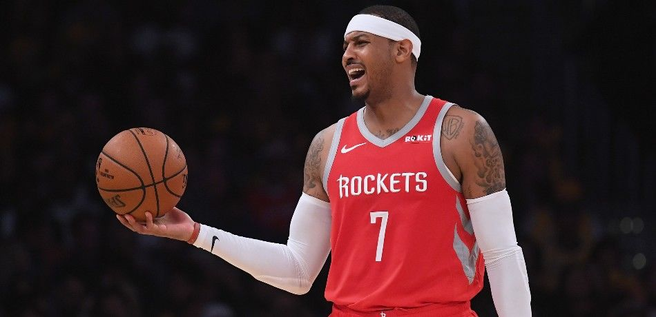 NBA Rumors: LeBron James Could Use His 'Clout' With The Los Angeles Lakers To Recruit Carmelo Anthony