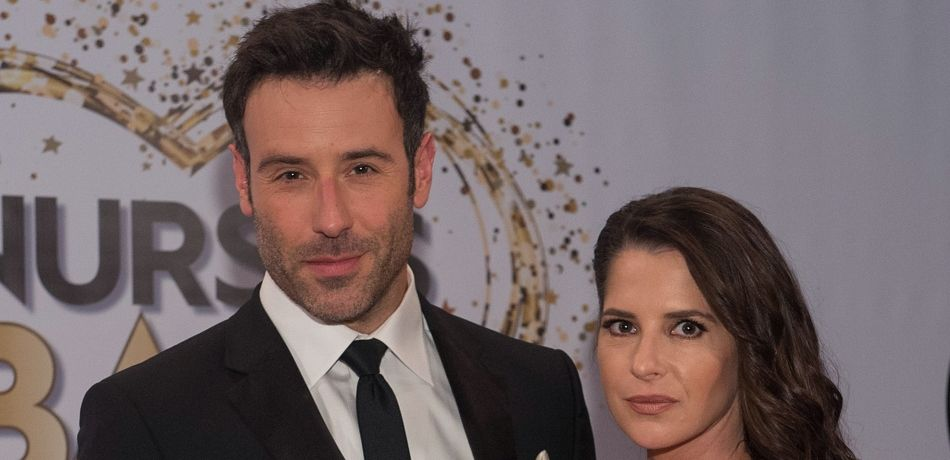 Coby Ryan McLaughlin and Kelly Monaco portray Shiloh and Sam on 'General Hospital'