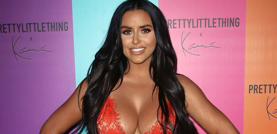 Abigail Ratchford's Red Hot Lingerie Selfie Sends Instagram To Its Knees