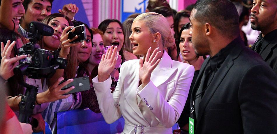 In 2018 Kylie Jenner attended the MTV Video Music Awards