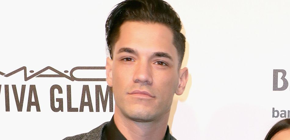 Brett Caprioni attends the 25th Annual Elton John AIDS Foundation's Oscar Viewing Party.