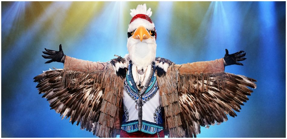 'The Masked Singer' Reveals The Identity Of The Eagle & Fans Are Shocked