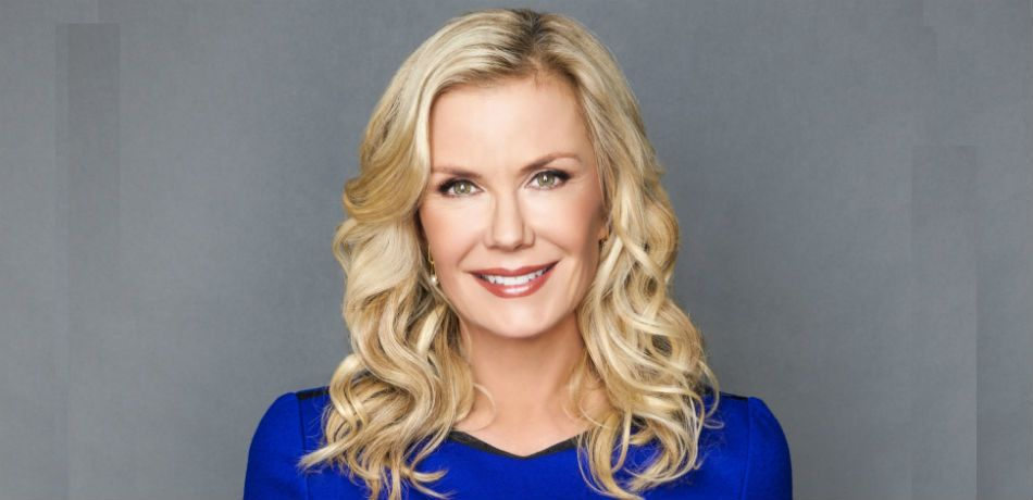 Katherine Kelly Lang stars in 'The Bold and the Beautiful.'