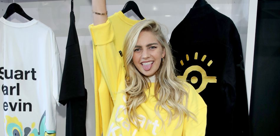 Madison Louch attends the Puma x Minions Collaboration Launch