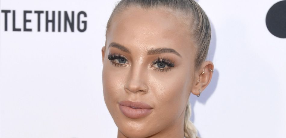 Tammy Hembrow attends the Daily Front Row's 5th Annual Fashion Los Angeles Awards at Beverly Hills Hotel.