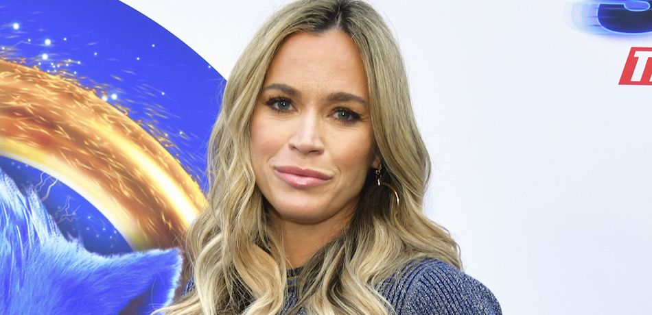 Teddi Mellencamp attends the Sonic The Hedgehog Family Day Event.