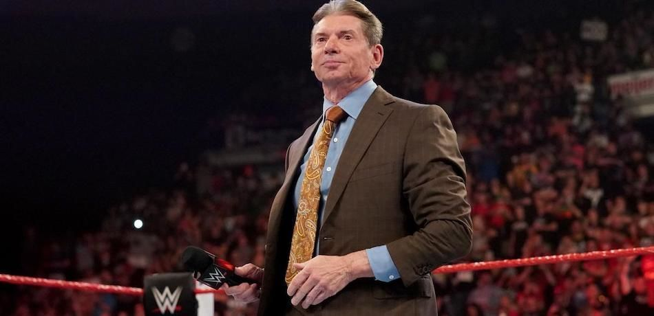 Vince McMahon appears on WWE television