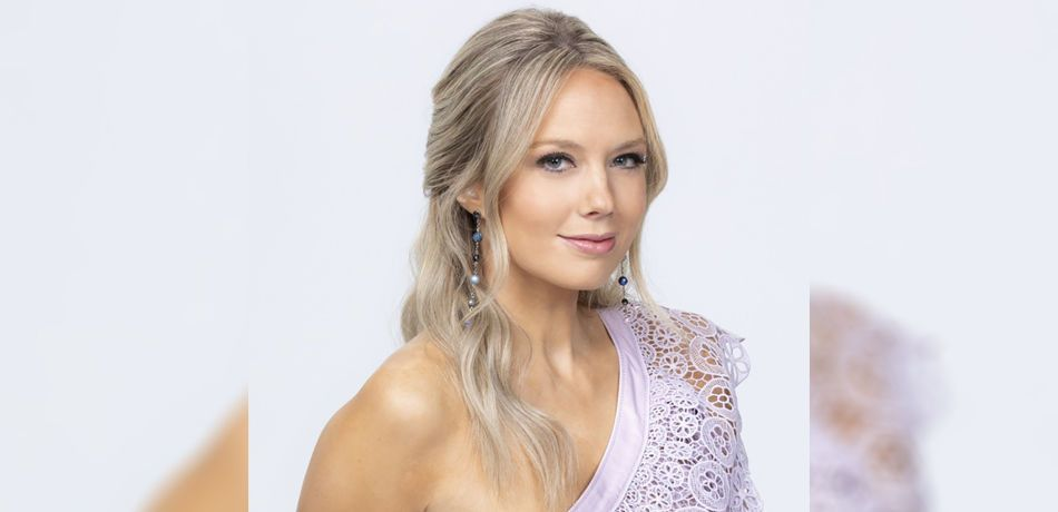 Melissa Ordway of the CBS series THE YOUNG AND THE RESTLESS.